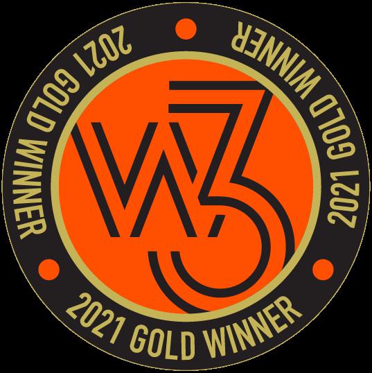 2021 W3 Awards Gold